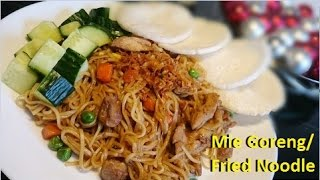 Rahasia Resep Mie Goreng Enak  (The Secret Recipe of Delicious Fried Noodle)