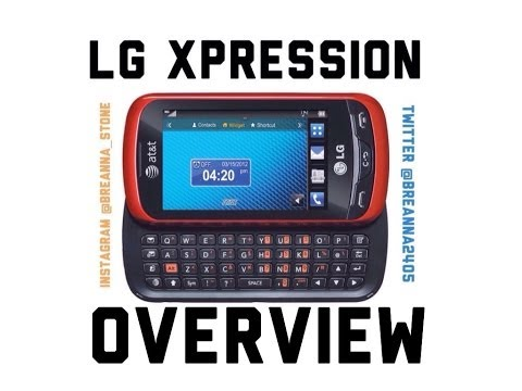 Lg Xpression - Overview