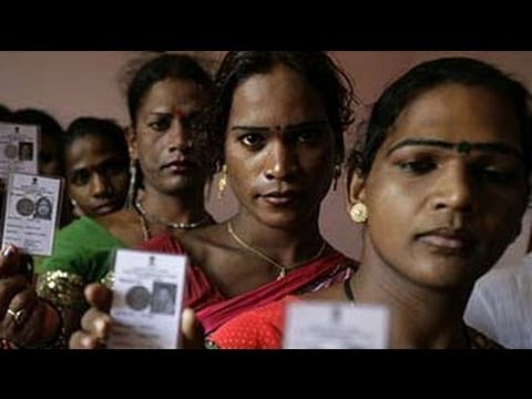 Transgenders are the 'third gender', rules Supreme Court klip izle