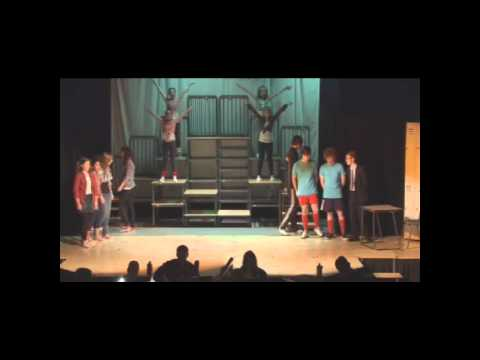 "Footloose -  st peter the apostle high school ""2011"""