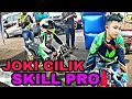 download mp3 dan video JOKI CILIK 9 Tahun Pemula Rasa Seded Drag Bike BODISA CICANGKAL 2017