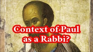 Video: In 1 Corinthians 9:20, Paul was self-appointed Apostle to Gentiles; not Rabbi Saul for Jews - RTC