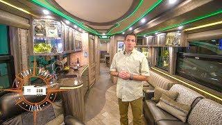 $2.8 Million Dollar RV Tour ~ 2018 Marathon Prevost Motorhome