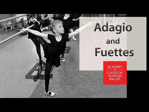 Adagio and Fuettes. Improbably! fuettes in 7 years!Teachers-T.Petrova, V.Kuramshin Music Videos