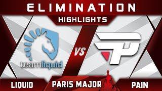 Liquid vs paiN [EPIC] TOP 8 MDL Disneyland Paris Major 2019 Highlights Dota 2