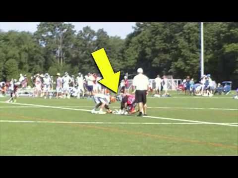 Ryan McMahon #15 Mid/Attack high school lacrosse highlights Class of 2016