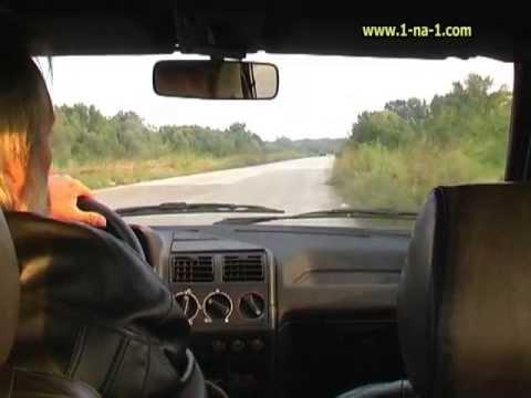 Ulicne trke ubrzanja 1na1 - Pancevo Septembar 2006