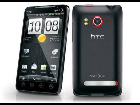 Video: HTC EVO 4G: Hardware