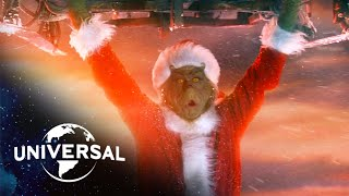 "How the Grinch Stole Christmas | ""The Grinch's Small Heart Grew Three Sizes That Day"""
