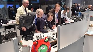 Philae Landing on a Comet - ESA Rosetta Mission Video Highlights