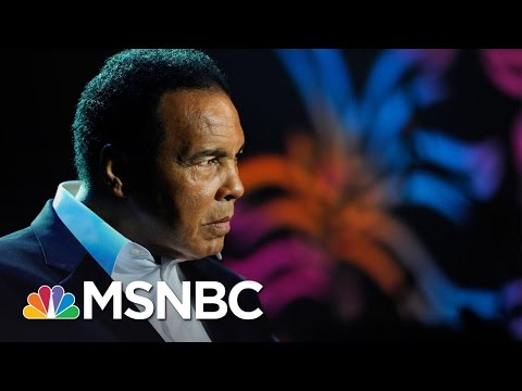Al Sharpton: Muhammad Ali Stood By What He Believed | Morning Joe | MSNBC