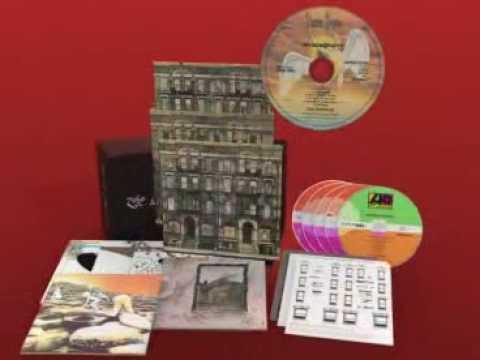 Led Zeppelin Definitive Collection Mini Lp Replica Youtube