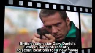 Gary Daniels talks to Red Bamboo