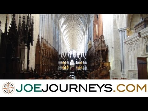 Winchester - England  |  Joe Journeys
