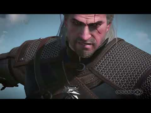 The Witcher 3 - E3 2014 Gameplay Demo at Microsoft Press Conference