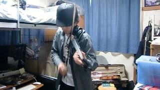 Awesome Violin Dance With Violin  by wataru