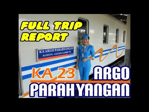 Video travel bandung gambir