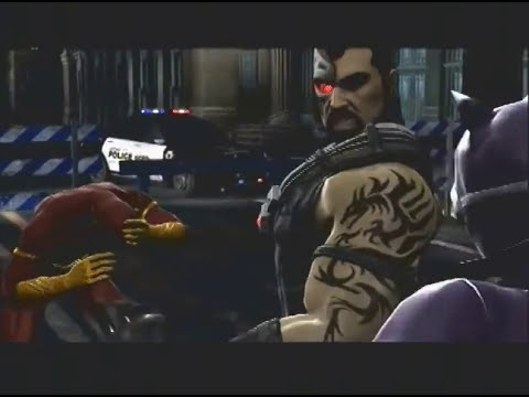 Mortal Kombat vs DC: Chapter 1 - The Flash