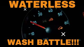 Chemical Guys Waterless Carwash VS Mothers SPEED Wash And Wax!! Which One Sucks LESS?!