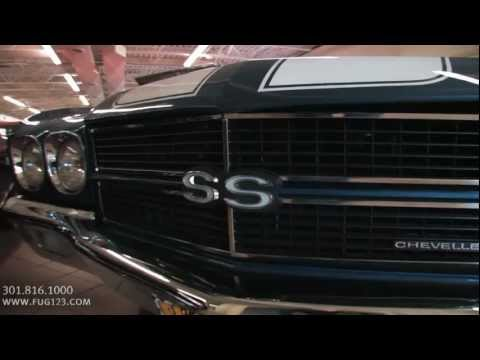 1970 Chevrolet Chevelle SS Tony Flemings Ultimate Garage reviews horsepower ripoff complaints video