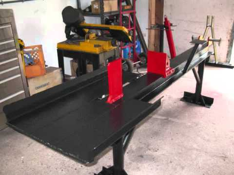 wood splitter .wmv