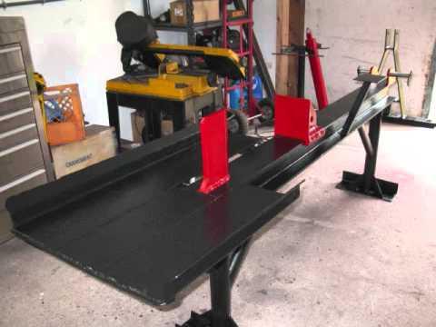wood splitter .wmv