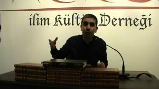 Mes.Nuriye 181 irade sıfatı ve Vahid-i Ehadin ispatı Murat Dursun