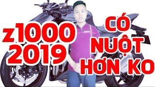 Kawasaki Z1000 2019 Có Gì Mới Mà Thu Hút Đến Vậy|Vlog MrDao