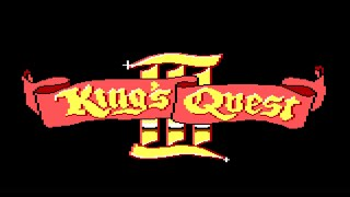 Lets Play King's Quest 3: To Heir is Human! DOS