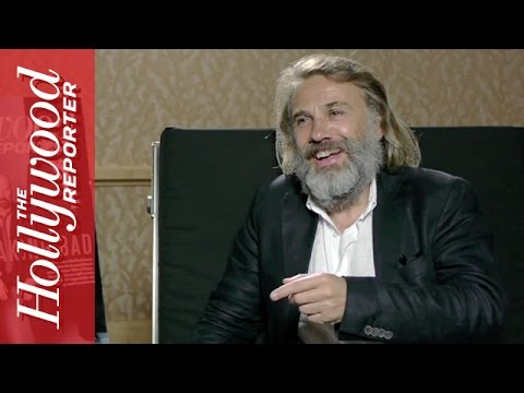 Christoph Waltz on 'Django Unchained'