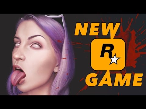 ROCKSTAR WORKING ON NEW GAME, MOST AMBITIOUS GAME EVER, & MORE