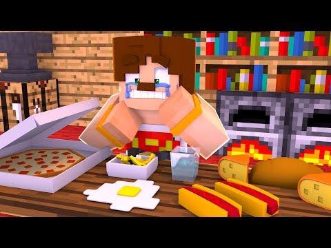 Minecraft - RAMAZANCRAFT #6 ORUCUMU BOZUYORDUM - ZENGİN OLUYORUZ
