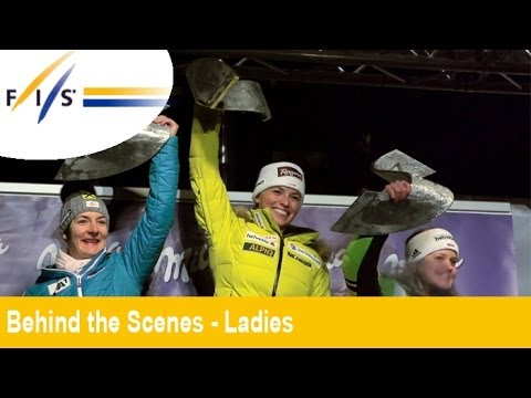 Lara Gut wins Soelden Giant Slalom - Behind the Scenes Ladies - AUDI FIS Alpine Ski World Cup 2013