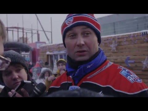 Репортаж с Матча Звезд: Алексей Морозов и BeLikePro