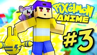 Pixelmon Anime ? THE EGG THIEF! (Minecraft Pixelmon Roleplay) Episode 3