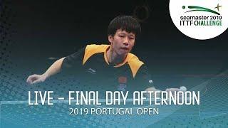 2019 ITTF Challenge Portugal Open | Finals