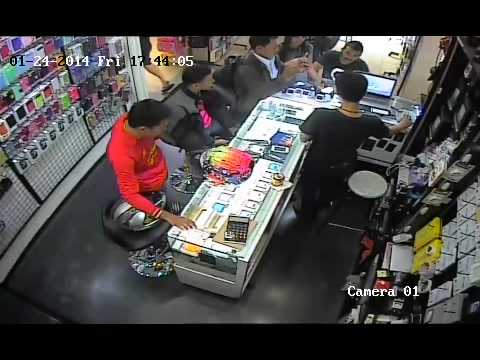malay man caught shoplifting on cctv in singapore toa payoh central