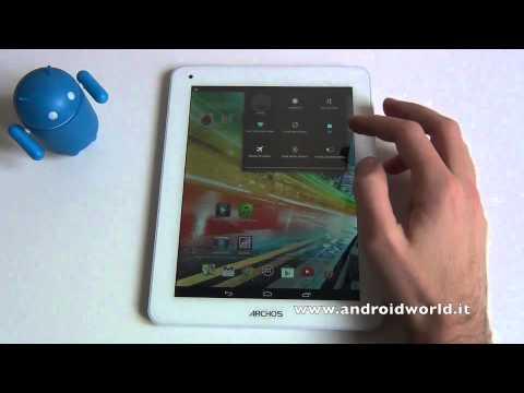 Archos 80 titanium user guide