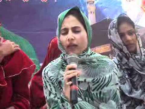 Bekhud Kiye Dete Hain Iram Akram (naat) 19aug2011 Mehfil-e-naat video