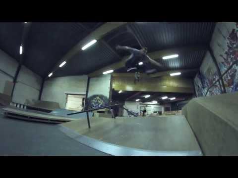 Toon's Birthday Session - Antwerp Skate Depot