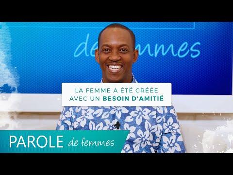 La femme a été créée avec un besoin d'amitié - Parole de femmes - Elhadj Diallo