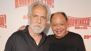 Tommy Chong: 'I will light up'  12/30/13   (WEED)