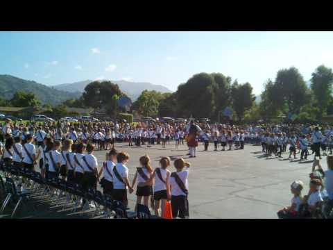 Cullen Elementary school 2011 Dance Festival