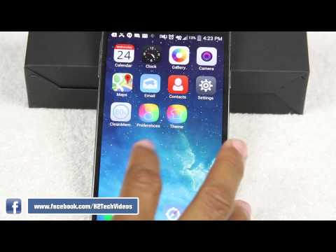 How to Turn an Android Phone into an iPhone 6​​​   H2TechVideos​​​