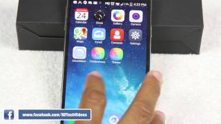 How to Turn an Android Phone into an iPhone 6 - H2TechVideos