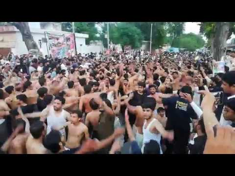 Haji Ansar Party  Mir Hassan Mir - Aon Rizvi Barsi 2019 - Lutiyan Hoiyan Ridawan