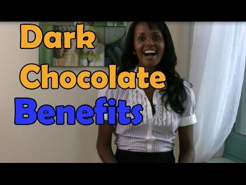Dark Chocolate: A Guilty Pleasure That's Good For You!