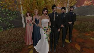 Jinx & Tam Second Life Wedding - 1.12.19