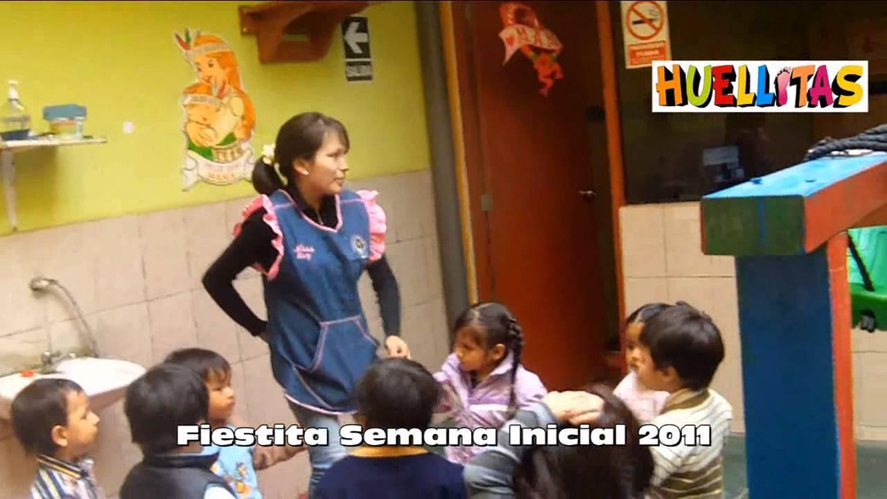 Fiesta Semana de la Educación Inicial 2011 (Parte 1) - YouTube