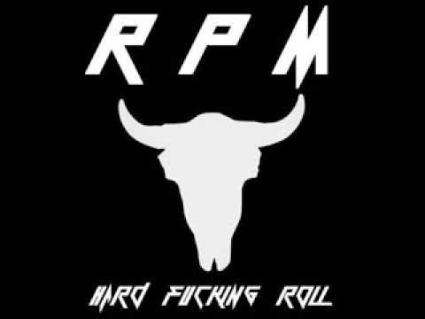 RPM Hard Fucking Roll  Black Horse (EP 2013)